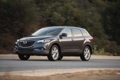 Xe Mazda tiep tuc dung dau ve tiet kiem nhien lieu - Anh 1