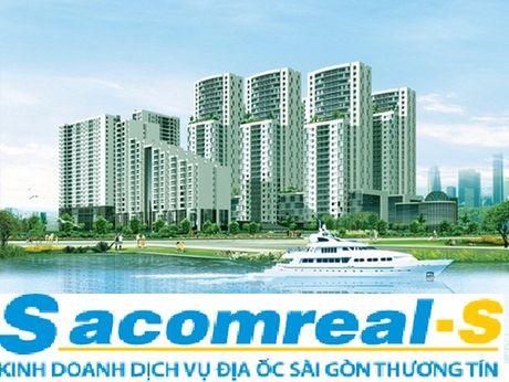 Ngay 11/11, Sacomreal huy niem yet 217 trieu co phieu tren HNX - Anh 1