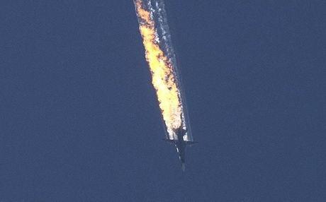 Dien bien moi trong vu may bay Su-24 Nga bi Tho Nhi Ky ban roi - Anh 1