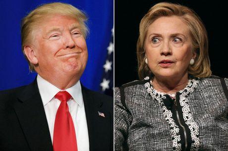 Nhieu nguoi Trung Quoc thich Trump hon Clinton - Anh 1