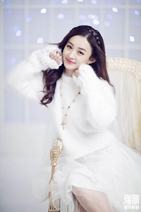 Dien cung hay mat do thi Duong Mich, Angela Baby van la tieu hoa dan hot nhat Hoa ngu - Anh 1