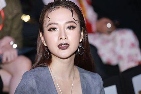 Chi Pu, Angela Phuong Trinh trang diem dep voi gu la - Anh 2