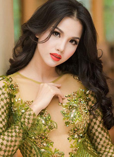 Chi Pu, Angela Phuong Trinh trang diem dep voi gu la - Anh 4