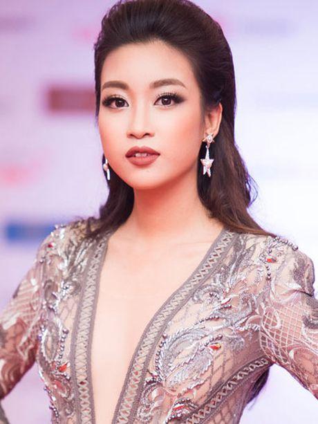 Chi Pu, Angela Phuong Trinh trang diem dep voi gu la - Anh 5