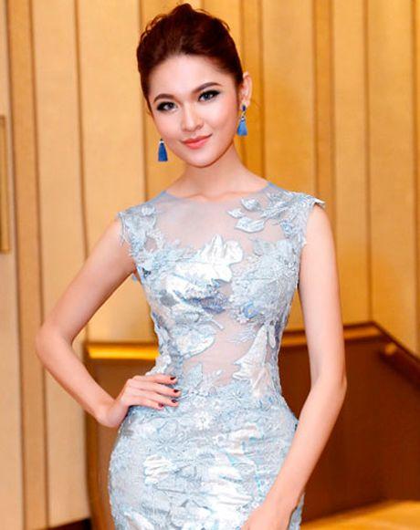 Chi Pu, Angela Phuong Trinh trang diem dep voi gu la - Anh 7