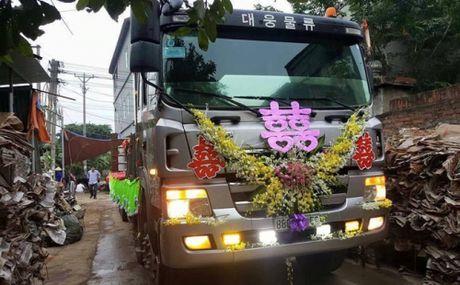 Su that dam an hoi bang hang chuc chiec xe phooc o Vinh Phuc - Anh 1