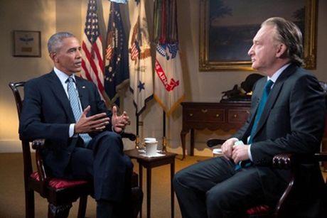 Obama: 'Neu xem Fox News, toi se khong bau cho ca toi' - Anh 1