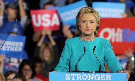 Loi 'giai oan' cho Hillary Clinton co the da qua muon mang - Anh 1