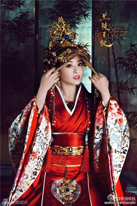 Fan tranh cai nay lua, nhuc ma ca dien vien 'Lan Lang Vuong Phi' - Anh 4
