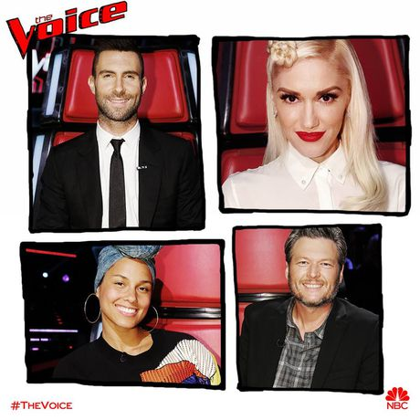 Gwen Stefani, Blake Shelton am muu 'muon da vinh vien' Miley Cyrus khoi The Voice? - Anh 1