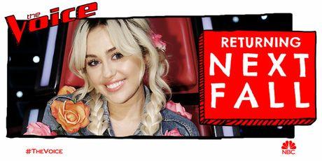 Gwen Stefani, Blake Shelton am muu 'muon da vinh vien' Miley Cyrus khoi The Voice? - Anh 2