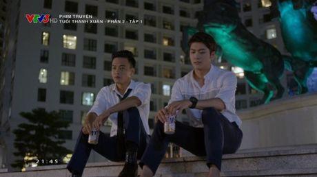 Dan trai dep ca Han lan Viet dang khien trieu fan 'dien dao' trong Tuoi thanh xuan 2 - Anh 15
