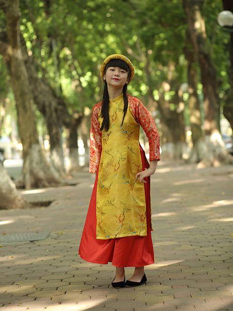Kim Anh The Voice Kids than thiet ben 'soai ca nhi' Gia Khiem - Anh 1