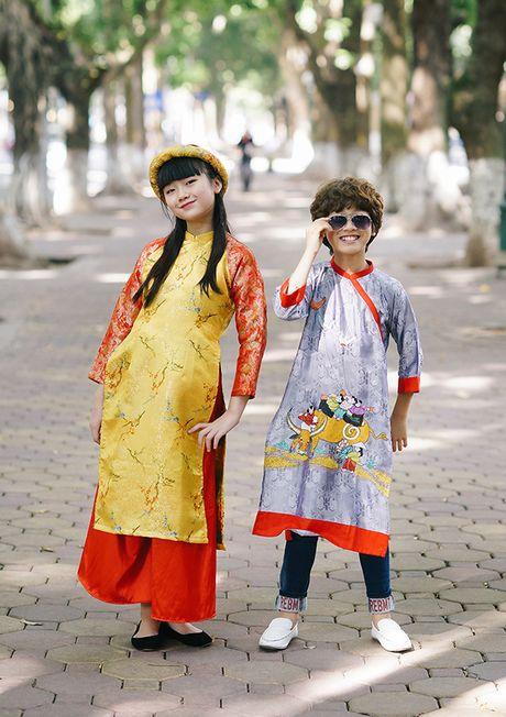 Kim Anh The Voice Kids than thiet ben 'soai ca nhi' Gia Khiem - Anh 6
