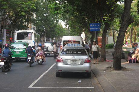 85 diem kinh doanh van tai co hoat dong don tra khach o TP.HCM - Anh 1
