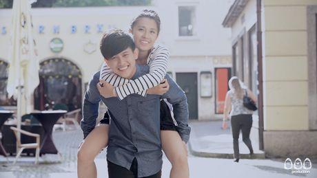 Mr Siro sang chau Au quay MV 'Guong mat la lam' - Anh 1