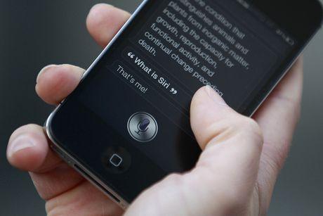 Apple mo nhom nghien cuu cai tien tro ly ao Siri - Anh 1