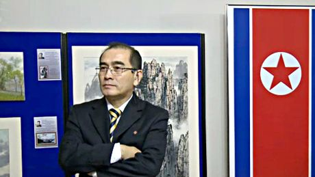 Trieu Tien han che cu nguoi ra nuoc ngoai lam viec - Anh 1