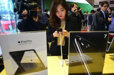 Apple thong tri loi nhuan smartphone, nhung hay de chung - Anh 1