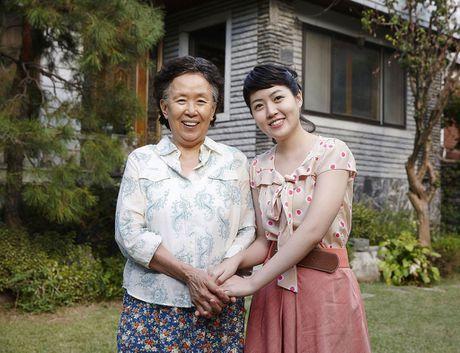 My lam lai bom tan 'Miss Granny' cua Han Quoc - Anh 1