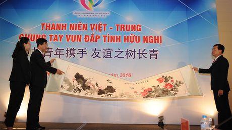 Mo rong hop tac kinh te giua thanh nien Viet Nam - Trung Quoc - Anh 3