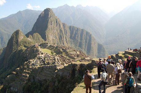 Hoi nghi APEC tao co hoi phat trien du lich Peru - Anh 1