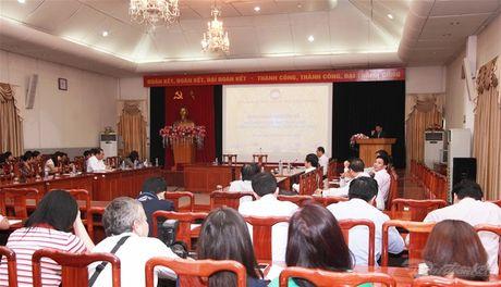 Sinh hoat chuyen de huong ung Ngay phap luat Viet Nam - Anh 1
