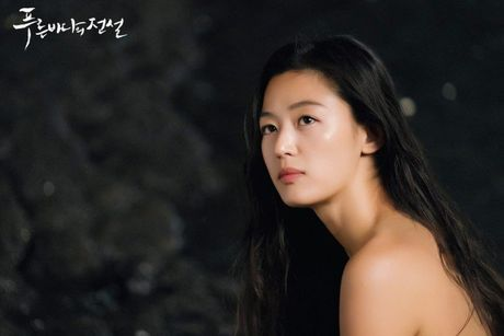 Jun Ji Hyun goi cam khi hoa nang tien ca trong phim - Anh 3