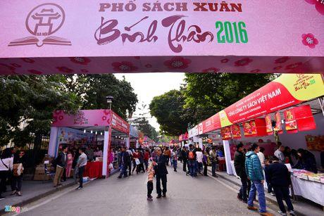Ha Noi thong qua de an pho sach - Anh 1