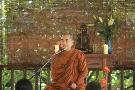 Dai duc Minh Niem: Hanh phuc lon nhat la duoc se chia - Anh 1