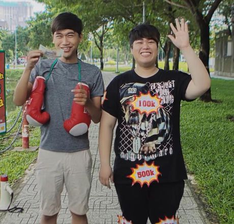 Nhac si nang 100 kg khien Viet Huong thich thu ra mat MV moi - Anh 1