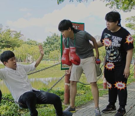 Nhac si nang 100 kg khien Viet Huong thich thu ra mat MV moi - Anh 2