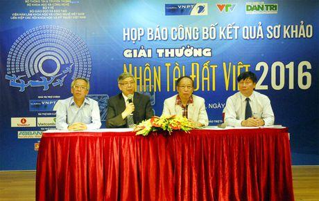 20 san pham CNTT vao Chung khao NTDV 2016 - Anh 1