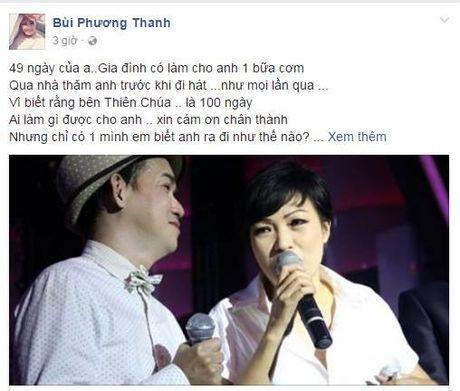 Phuong Thanh chia se nhung chuyen kho tin ve Minh Thuan - Anh 1