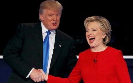 Tai sao nguoi My bo phieu cho Trump, Clinton vao ngay 8/11? - Anh 1