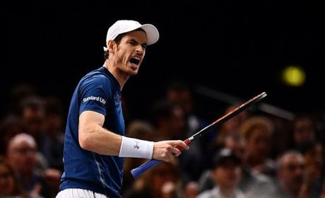 Vo dich Paris Masters, Murray don ngoi so 1 the gioi theo cach HOAN HAO nhat - Anh 2
