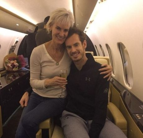 Vo dich Paris Masters, Murray don ngoi so 1 the gioi theo cach HOAN HAO nhat - Anh 3