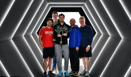 Vo dich Paris Masters, Murray don ngoi so 1 the gioi theo cach HOAN HAO nhat - Anh 4