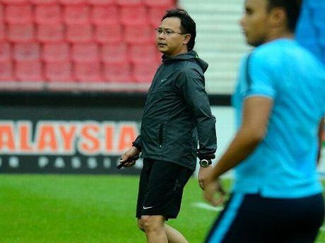 'Hung than' cua tuyen Viet Nam tro lai doi hinh Malaysia - Anh 1