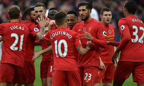 Huy diet Watford, Liverpool danh chiem ngoi dau Premier League - Anh 2