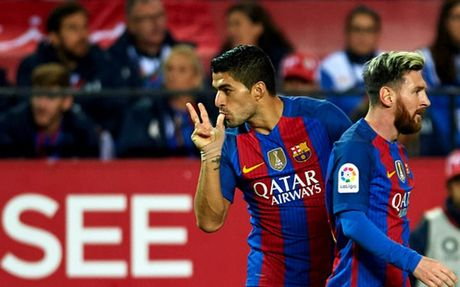 Cham diem Sevilla 1-2 Barca: Messi che mo tat ca - Anh 11