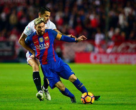 Cham diem Sevilla 1-2 Barca: Messi che mo tat ca - Anh 2