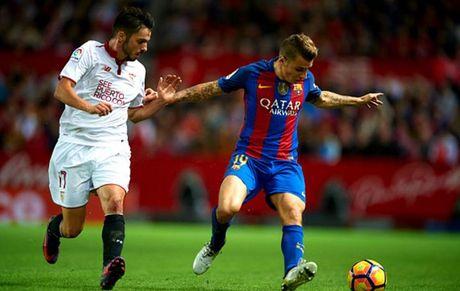 Cham diem Sevilla 1-2 Barca: Messi che mo tat ca - Anh 7