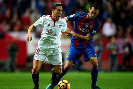 Cham diem Sevilla 1-2 Barca: Messi che mo tat ca - Anh 9