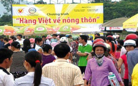 Dat hang doanh nghiep de nguoi Viet chon hang Viet - Anh 1