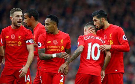 Hang cong Liverpool xuat sac nhat Premier League - Anh 1
