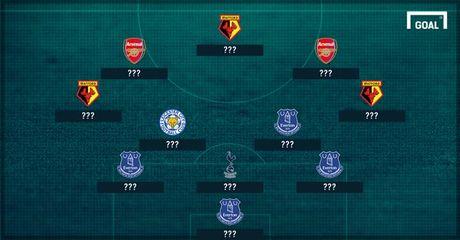 Alexis Sanchez 'muoi mat' cung doi hinh te nhat vong 11 Premier League - Anh 1