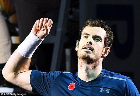 ATP World Tour Finals 2016: Andy Murray roi vao 'bang tu than' - Anh 1