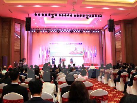 Khai mac Hoi nghi Uy ban Van hoa-Thong tin ASEAN lan thu 51 tai Lao - Anh 1