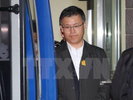 Cuu thu ky cua Tong thong Park khai da de lo cac tai lieu mat - Anh 1